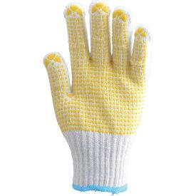 トラスコ中山 すべり止め手袋(片手)50枚入 Mサイズ 左 TGA8ML