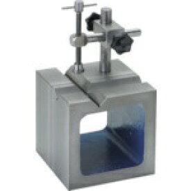 新潟精機 鋳鉄製V溝付桝型ブロック 125mm SBV125T
