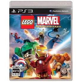 ワーナーブラザースジャパン Warner Bros. LEGO(R)マーベル スーパー・ヒーローズ ザ・ゲーム【PS3ゲームソフト】