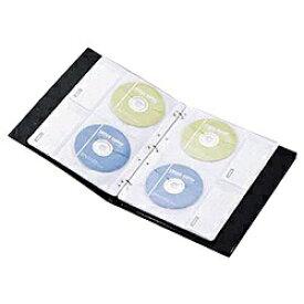 サンワサプライ SANWA SUPPLY CD/DVD用A4CD-ROMファイル 40枚収納 FF-CD40[FFCD40]