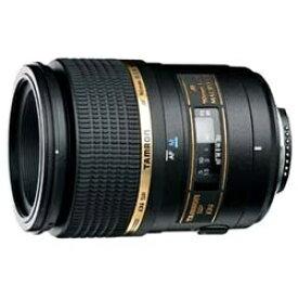 タムロン TAMRON カメラレンズ SP AF90mm F/2.8 Di MACRO 1:1 ブラック 272E [キヤノンEF /単焦点レンズ][272EE]