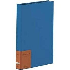 セキセイ SEKISEI レミニッセンス ポケットアルバム (Lサイズ246枚収納/ブルー)XP-2101-BU[XP2101]