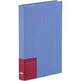 セキセイ SEKISEI レミニッセンス ポケットアルバム (Lサイズ246枚収納/ブルー) XP-2202-BU[XP2202]
