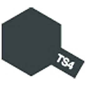 タミヤ TAMIYA タミヤカラー スプレーカラー TS-4(ジャーマングレイ)