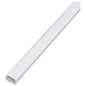 エレコム ELECOM フラットモール テープ付 (長さ1m×幅22.0mm・ホワイト) LD-GAF2/WH[LDGAF2]