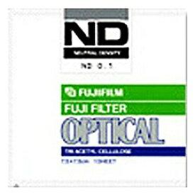 富士フイルム FUJIFILM 光量調節用フィルター ND 0.3 10×10[ND03]