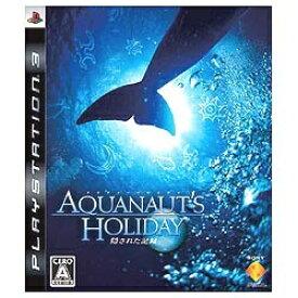 ソニーインタラクティブエンタテインメント Sony Interactive Entertainmen AQUANAUT'S HOLIDAY〜隠された記録〜【PS3ゲームソフト】[AQUANAUTS]