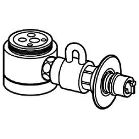パナソニック Panasonic CB-SSG6 分岐水栓 [食器洗い乾燥機用][CBSSG6] panasonic