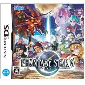 セガゲームス SEGA Games ファンタシースターZERO【DSゲームソフト】