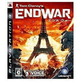 ユービーアイソフト END WAR(エンドウォー)【PS3ゲームソフト】
