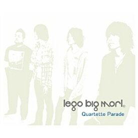 エイベックス・エンタテインメント Avex Entertainment lego big morl/Quartette Parade 初回限定盤 【CD】