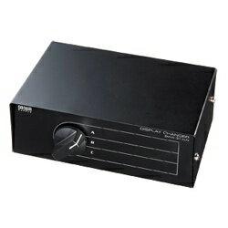サンワサプライ ディスプレイ切替器(3回路) SWW-31VLN[SWW31VLN]