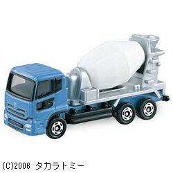 タカラトミー トミカ No.053 日産ディーゼル クオン ミキサー車(サック箱)