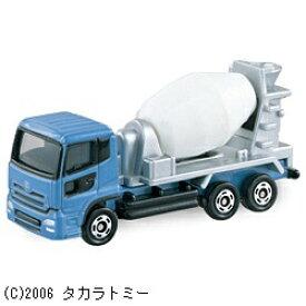 タカラトミー TAKARA TOMY トミカ No.053 日産ディーゼル クオン ミキサー車(サック箱)