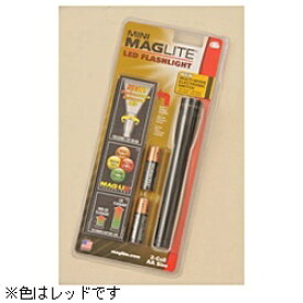 MAGLITE マグライト ペンライト ミニマグライト 2nd LED Red SP2203HY [LED /単3乾電池×2][SP2203HYR]