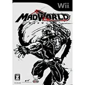 スパイクチュンソフト Spike Chunsoft MAD WORLD【Wii】[MADWORLD]