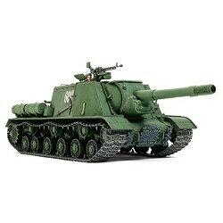 タミヤ TAMIYA 1/35 ミリタリーミニチュアシリーズ No.303 ソビエト重自走砲 JSU-152【代金引換配送不可】