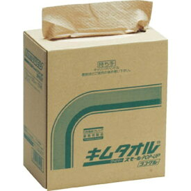 日本製紙クレシア crecia キムタオル スモールポップアップシングル 61440
