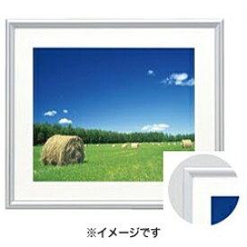 フジカラー FUJICOLOR アルミ額縁 YA-3(6切/ホワイト)[YA3]