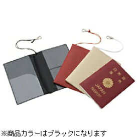 JTB SWT スキミング予防対策パスポートカバー ブラック[354404]