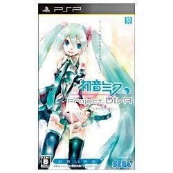 セガゲームス 初音ミク-Project DIVA-(お買い得版)【PSP】
