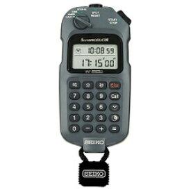 セイコー SEIKO デジタルストップウオッチ、時間計算機能付き(最小測定単位1/1秒) SVAX001[SVAX001]