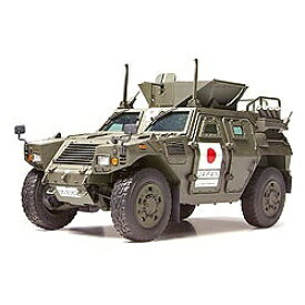 タミヤ TAMIYA 1/35 ミリタリーミニチュアシリーズ No.275 陸上自衛隊 軽装甲機動車 イラク派遣仕様【代金引換配送不可】