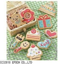 エポック社 EPOCH ホイップる デコクッキーセット