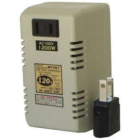 日章工業 NISSYO INDUSTRY 変圧器 (ダウントランス・熱器具専用) DU-120[DU120]