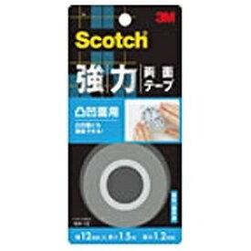 3Mジャパン スリーエムジャパン スコッチ強力両面テープ 凸凹面用 KH-12[KH12]