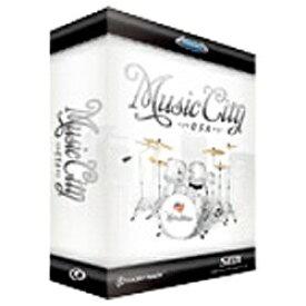 クリプトン・フューチャー・メディア Crypton Future Media TOONTRACK 〔Win・Mac版〕 SDX MUSIC CITY USA[SDXMCMUSICCITYUSA]