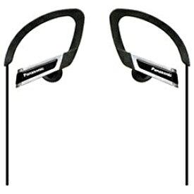 パナソニック Panasonic RP-HS200-K 耳かけ型 ブラック RP-HS200 [φ3.5mm ミニプラグ][RPHS200K] panasonic