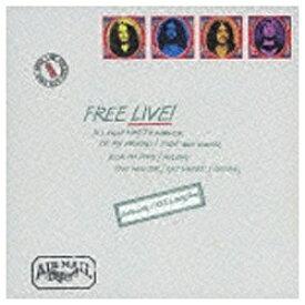 ユニバーサルミュージック フリー/フリー・ライヴ +7 【CD】