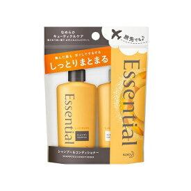 花王 Kao Essential(エッセンシャル) リッチダメージケア ミニセット 45ml×2本
