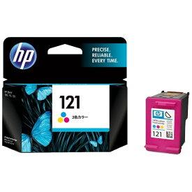 HP エイチピー CC643HJ 純正プリンターインク 121 3色カラー