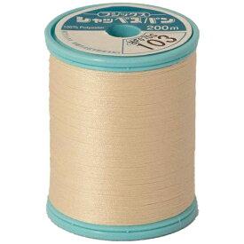フジックス FUJIX シャッペスパンミシン糸 [60番 /200m] 60-200M-103