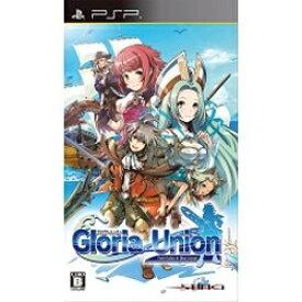 アトラス グロリア・ユニオン -Twin fates in blue ocean-【PSPゲームソフト】
