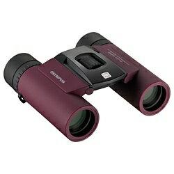 オリンパス OLYMPUS 8倍双眼鏡 「8×25 WP II」(ディープパープル)[8X25WPIIPUR]