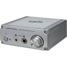 オーディオテクニカ audio-technica ヘッドホンアンプ AT-HA21[ATHA21]