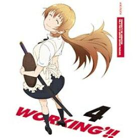 ソニーミュージックマーケティング WORKING'!! 4 完全生産限定版 【ブルーレイ ソフト】