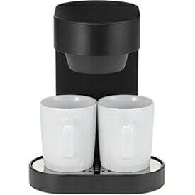 プラスマイナスゼロ PLUS MINUS ZERO XKC-V110 コーヒーメーカー プラスマイナスゼロ ブラック[XKCV110]