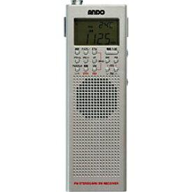 ANDO アンドーインターナショナル 携帯ラジオ S10-887DY [AM/FM/短波/長波 /ワイドFM対応][S10887DY]