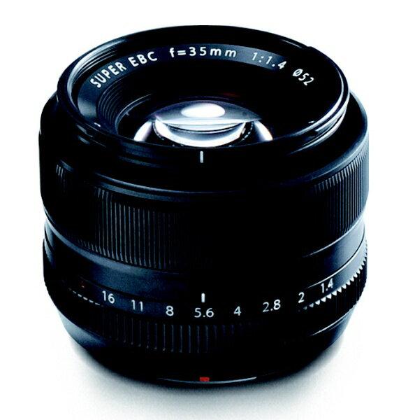 【送料無料】 富士フイルム FUJIFILM カメラレンズ XF35mmF1.4 R【FUJIFILM Xマウント】