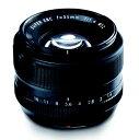 富士フイルム FUJIFILM カメラレンズ XF35mmF1.4 R FUJINON(フジノン) ブラック [FUJIFILM X /単焦点レンズ][フジノンXFレンズ35MMF1.4R]