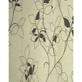 東京シンコール TOKYO SINCOL 2枚組 ドレープカーテン モダンフラワー(100×178cm/アイボリー)[902112]