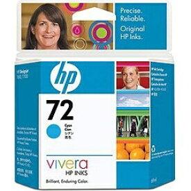 HP ヒューレット・パッカード C9398A 純正プリンターインク 72 シアン[C9398A]【wtcomo】