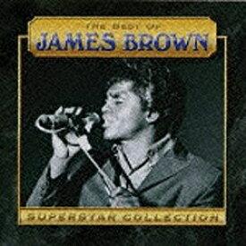 ユニバーサルミュージック ジェームス・ブラウン/ベスト・オブ・ジェームス・ブラウン 【音楽CD】