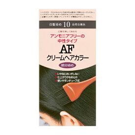 資生堂 shiseido ヘアカラーAFクリームヘアカラー 10