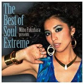 ソニーミュージックマーケティング 福原美穂/The Best of Soul Extreme 通常盤 【音楽CD】