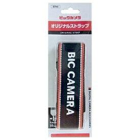 ビック BIC 【ビックカメラグループオリジナル】BIC CAMERA オリジナルストラップ ST40